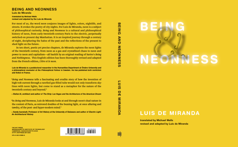 Being and Neonness, a Review by ProfessorMoulier-Boutang